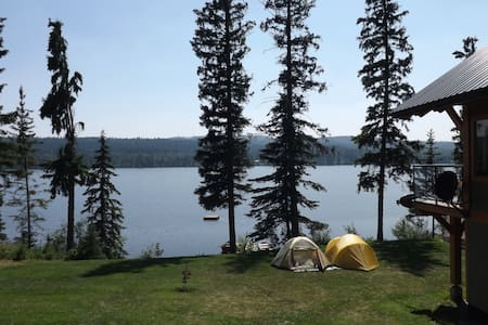 Country Get Away on Big Lake BC - Apartment