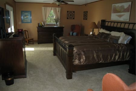 3 Comfortable private guestrooms  - Watonga - Bed & Breakfast