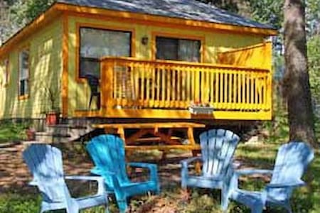 Yellow, Deluxe, Waterfront - Wilberforce - Cabin