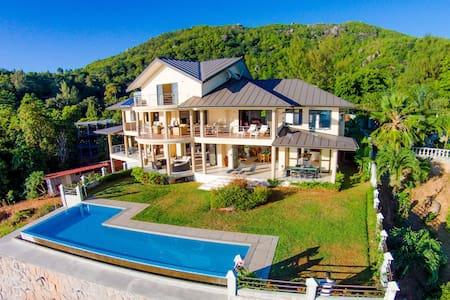 La Vue, Seychelles - Villa