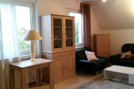 Ferien in der Provinz Memorie - Herford - Apartment