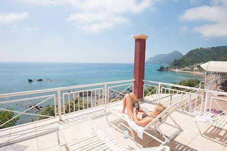 Great Views - Right By Beach - Pelekas - Bed & Breakfast