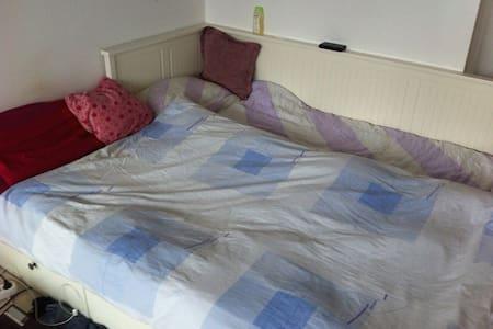 1 Zimmer mit Doppelbett - Apartemen