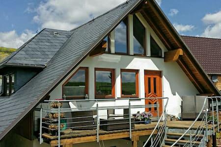 5 Sterne Ferienwohnung am Rennsteig - Oberland am Rennsteig - Huoneisto