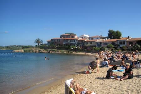 Monolocale vicino a Costa Corallina - House