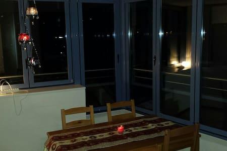Ausblick auf Basel u. Arlesheim - Apartment