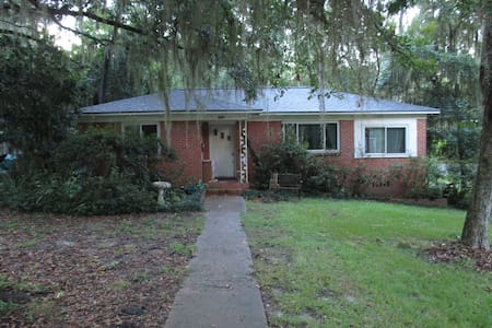 Comfy and Convenient! Downtown area - Tallahassee - Haus