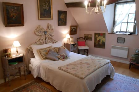 La Ferme des Bordes - Pontlevoy - Bed & Breakfast