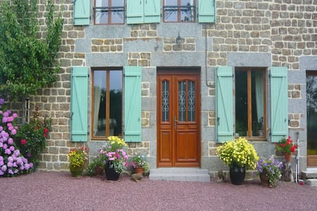 BEAUTIFUL 19TH CENTURY RURAL HOUSE - Tinchebray-Bocage
