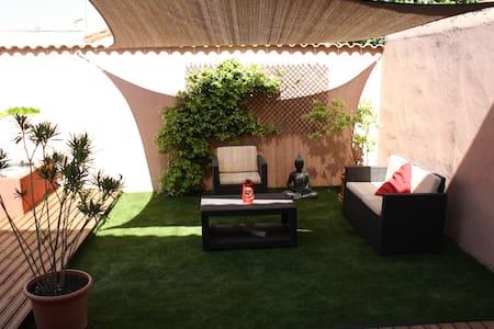 Villa paisible 100 m2 - House