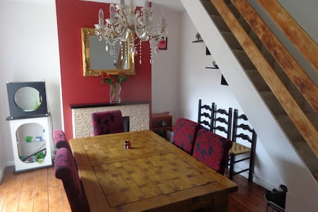 A beautiful two bedroom house - Hus