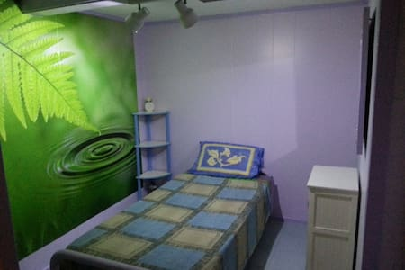 Small room with single bed to rent - Casa