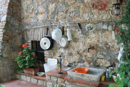 ITALIAN CONVENT S.XII APTO.LA BOTTE - Lugnano in Teverina - Villa
