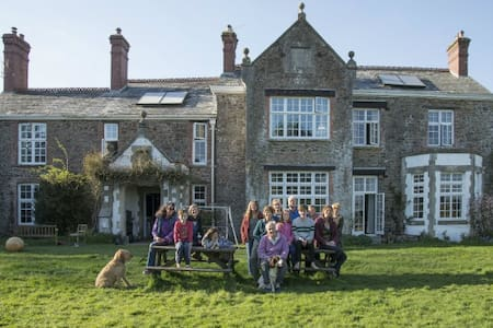 Beech Hill, Rural Devon Manor House - Bed & Breakfast