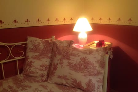 B&B Casa in Castello Camera Cuori - Pozzolengo - Bed & Breakfast