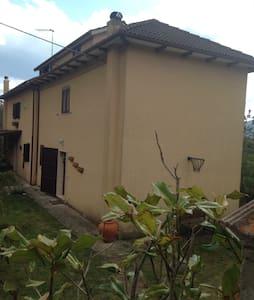 Porzione di villa con giardino - House