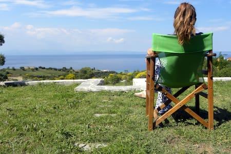 Breathtaking sea view - Halkidiki - House
