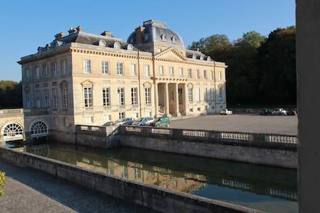 Magnifique Château du Marais ***** - Daire