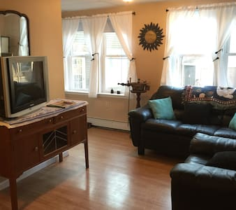 Apartment in historic Jim Thorpe - Apartament