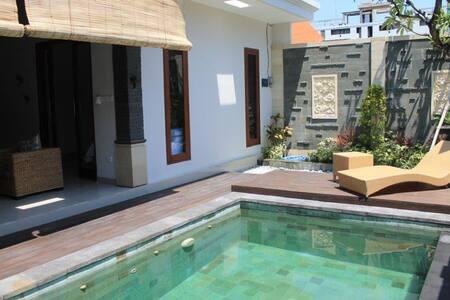 LEGIAN BALI VILLA - 3 bedroom - jai