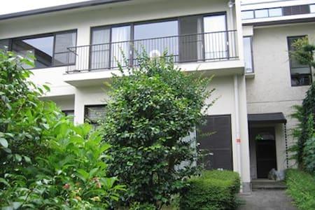 Two Story House with green Garden - Toyonaka-shi, Hotarugaike Higashim-machi - Talo