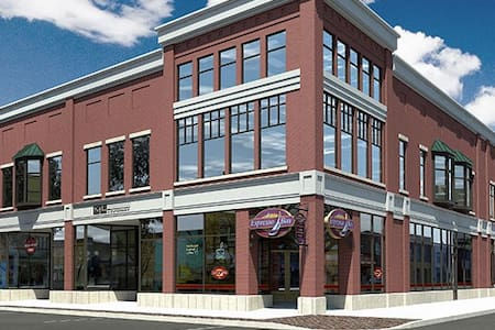In The Heart Downtown Traverse City-Unit 2 - Traverse City - Condominium