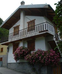 bilocale vista montagne - Limonetto frazione Limone Piemonte - Apartment