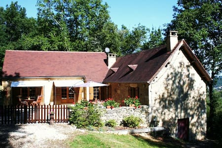 8 pers holidayhouse in the Dordogne