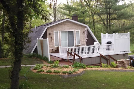 Guest House in Nudist Community