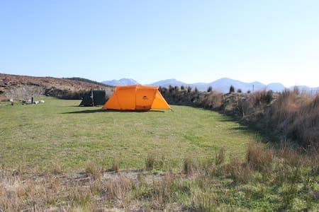 Connemara Campsite & Caravan park - Leenaun - Camper