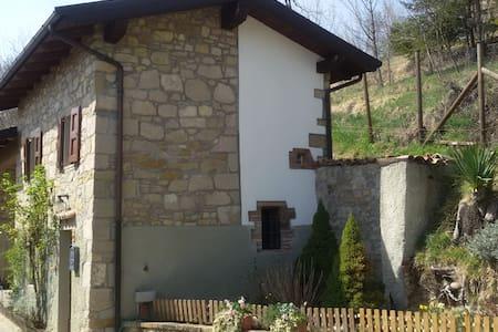 casa tipica dell'appennino tosco-emiliano - Talo