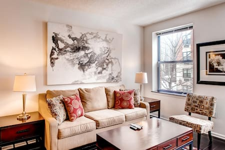 Lux Morristown Green 1 Bedroom w/WiFi - Morristown - Leilighet