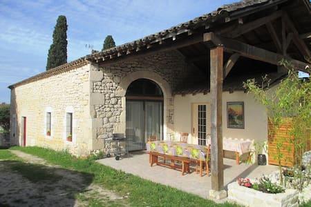 La « grange aux lutins » en Quercy  - SAINT MATRE - House