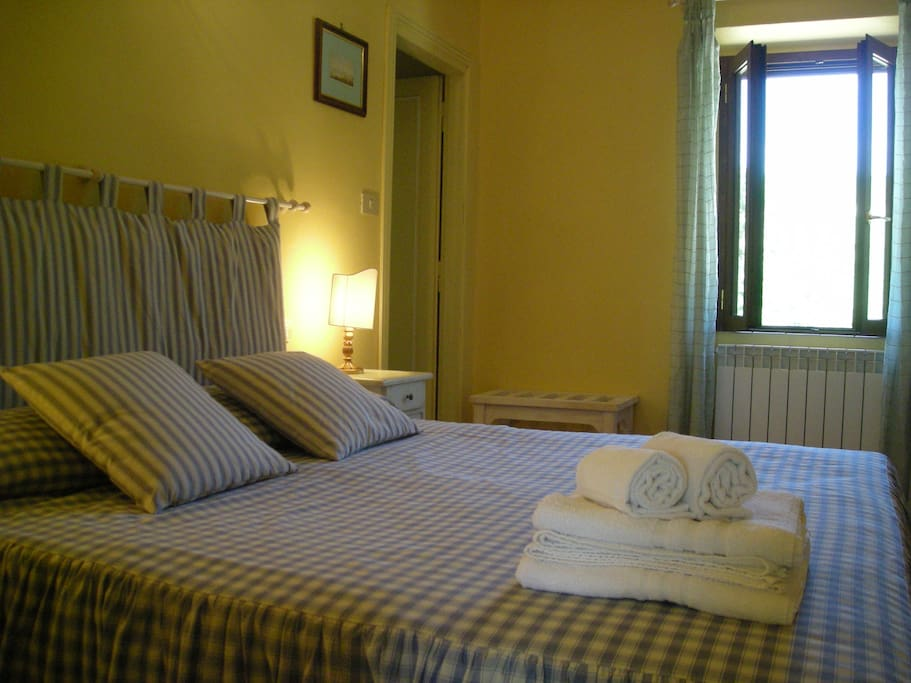 "Bedroom 1 in ""I Girasoli"" 2 bedroom apartment"