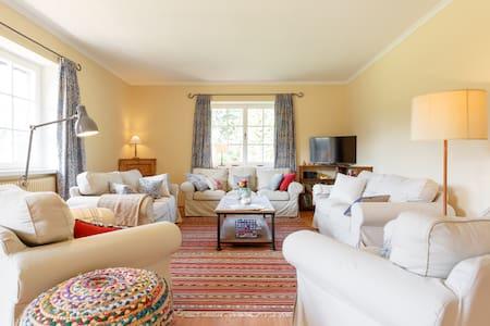 Wunderschönes Landhaus mit tollem Ausblick - Lahnsattel - Ház