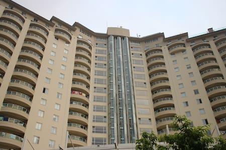 Элитные апартаменты в гостиничном комплексе - Lägenhet