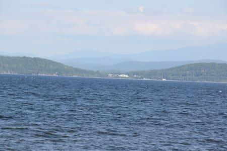 Colchester - Lake Champlain ! - Hytte
