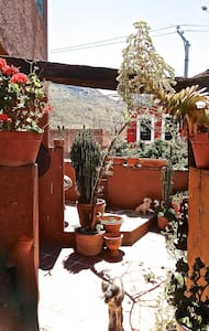 Lovely little mexican house