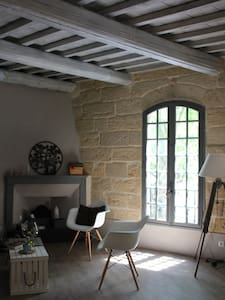 Sumptuous loft in the heart of Uzès - Flat