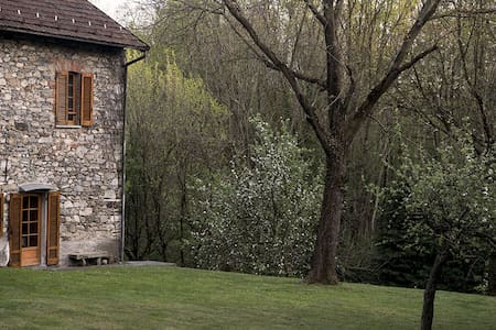 Casa di campagna tra i laghi - Casa