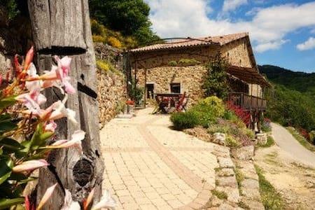 Les Champs d'Aubignas - Goutelle - Chirols