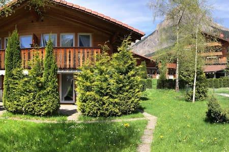 Cosy Apartment in Kandersteg - Kandersteg - Appartement