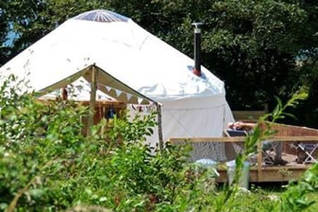 Beautiful Yurts on a secluded site - Talbenny - Iurta