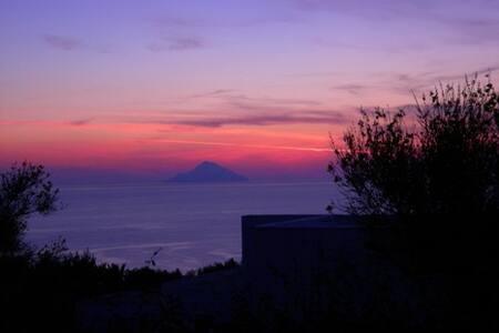 Villetta a Vulcano,Isole Eolie 900€ - Vulcano