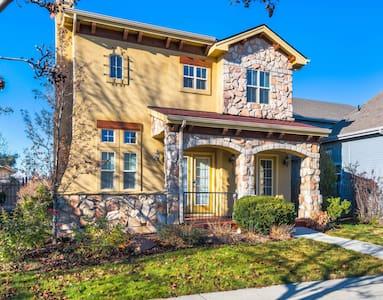 Charming upscale home near downtown Eagle. - Eagle - Hus