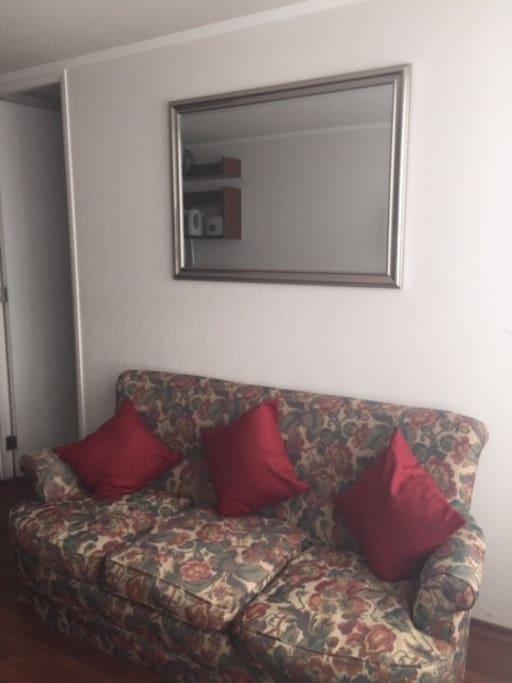 Sala de estar...