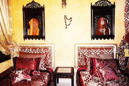 Twin room & Free Breakfast - Meknes