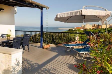Luxury Sea Penthouse Costa Etruschi