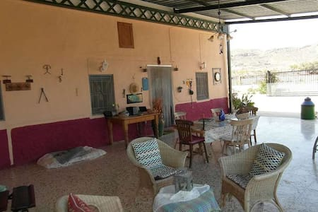 Casa Fletch, BnB with host - Abanilla - Bed & Breakfast