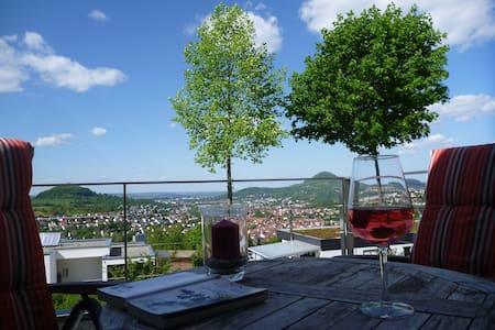 Großzügige Wohnung in Top-Lage - Pfullingen - Apartment